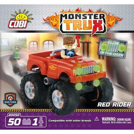 Cobi kocke Red Rider