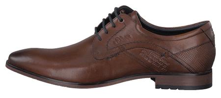 s.Oliver férfi cipő 42 barna