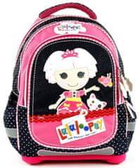 Target Školní batoh Lalaloopsy