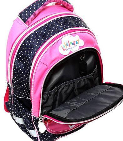 Target Školní batoh Lalaloopsy  c9ac8fa099