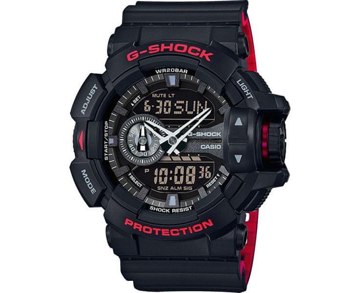 Casio The G/G-SHOCK GA 400HR-1A