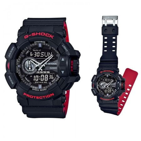 CASIO The G G-SHOCK GA 400HR-1A - Parametre  934cf903e0b