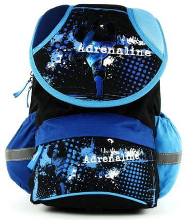 Target ergonomski šolski nahrbtnik Adrenaline