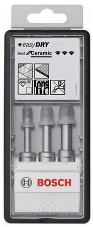 Bosch komplet svedrov za suho vrtanje Robust Line Easy Dry (2608587145), 3 kosi