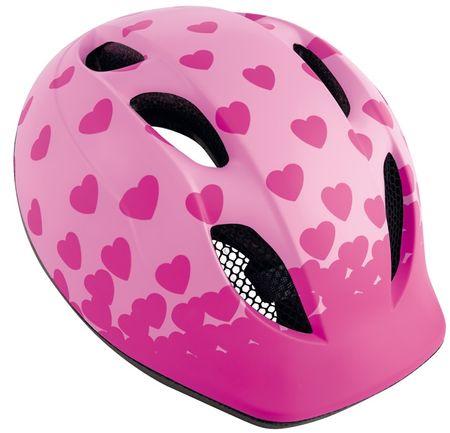 MET kolesarska čelada Super Buddy, roza, (52-57 cm)