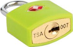 REAbags TravelBlue TB027 TSA Bőröndlakat