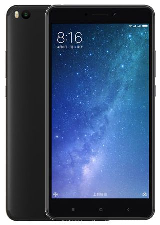 Xiaomi Mi Max 2, 4GB/64GB, Global Version, černý