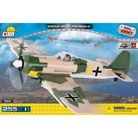 Cobi kocke Focke-Wulf FW 190 A-4