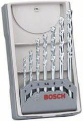 Bosch komplet svedrov za kamen CYL-1, 7-delni (2607017035)