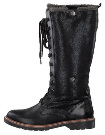 s.Oliver ženski škornji 41 črna