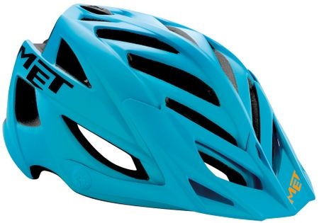 MET kolesarska čelada Terra, modra, (54-61 cm)