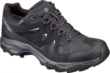 Salomon pohodniški čevlji Effect Gtx W, črni, 40