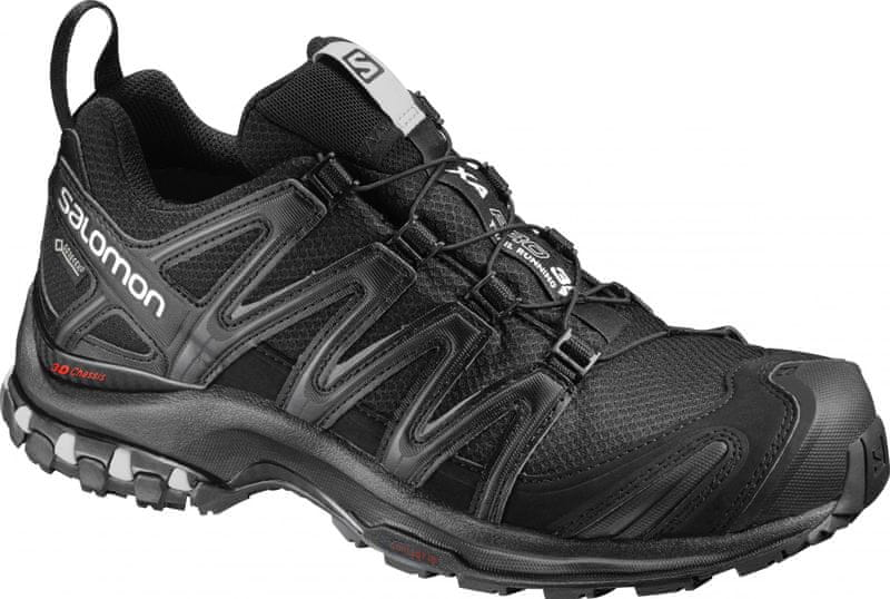 Salomon Xa Pro 3D Gtx W Black/Black/Grey 37.3
