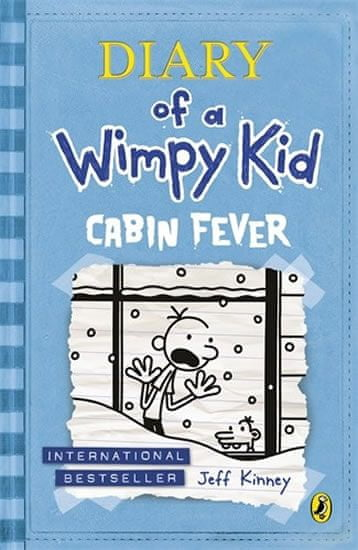 Kinney Jeff: Diary of a Wimpy Kid 6 - Cabin Fever