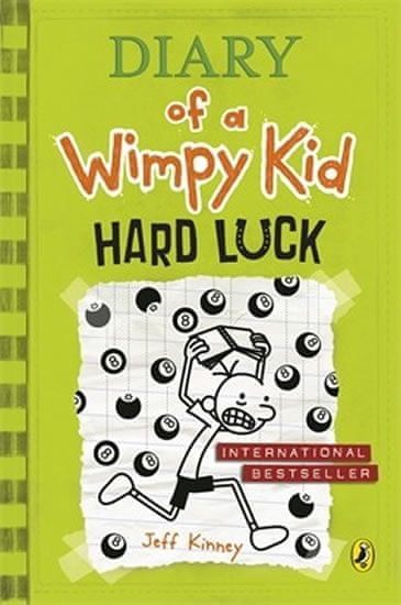 Kinney Jeff: Diary of a Wimpy Kid 8 - Hard Luck