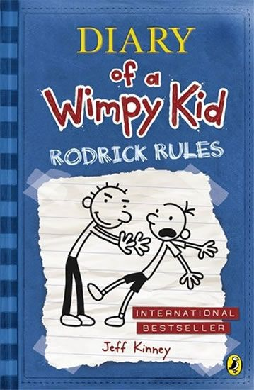 Kinney Jeff: Diary of a Wimpy Kid 2: Rodrick Rules