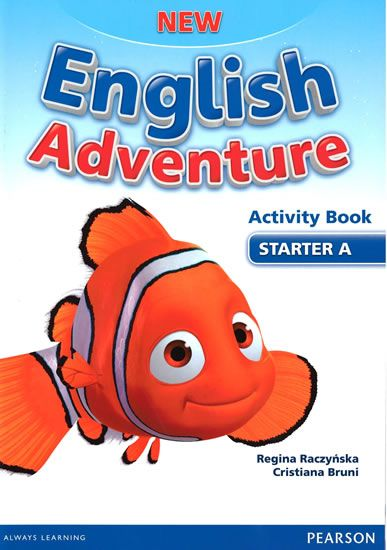 Worrall Anne: New English Adventure STA A Activity Book w/ Song CD Pack