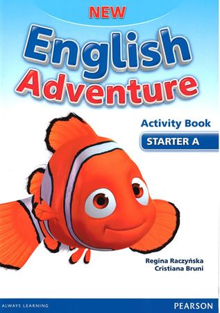 Worrall Anne: New English Adventure Starter A Activity book + Song CD