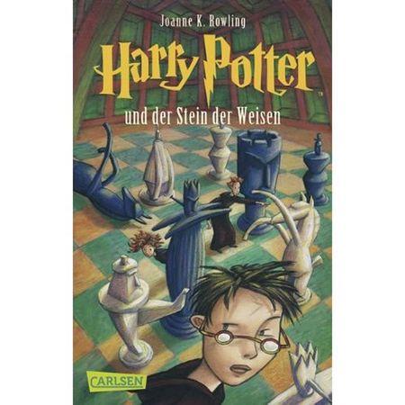 Rowlingová Joanne Kathleen: Harry Potter und der Stein der Weisen
