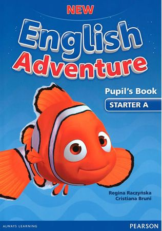 Worrall Anne: New English Adventure Starter A Pupil´s book