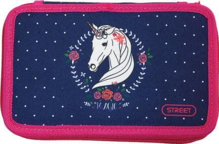 Street peresnica Magic Horse z dvema zadrgama, polna