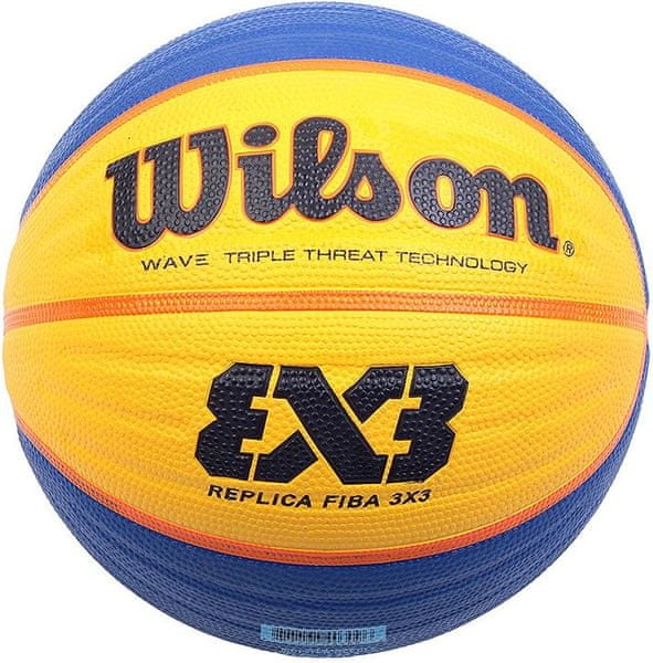 Wilson FIBA 3X3 Replica Basketball