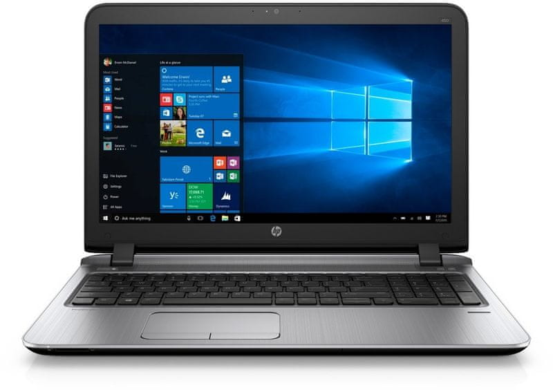 HP ProBook 450 G3 (W4P20ES)