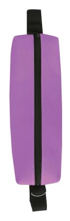 Street peresnica z elastiko Bond, 6x20x20cm, vijolična