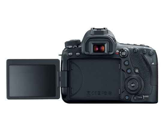 Canon fotoaparat EOS 6D Mark II, kućište