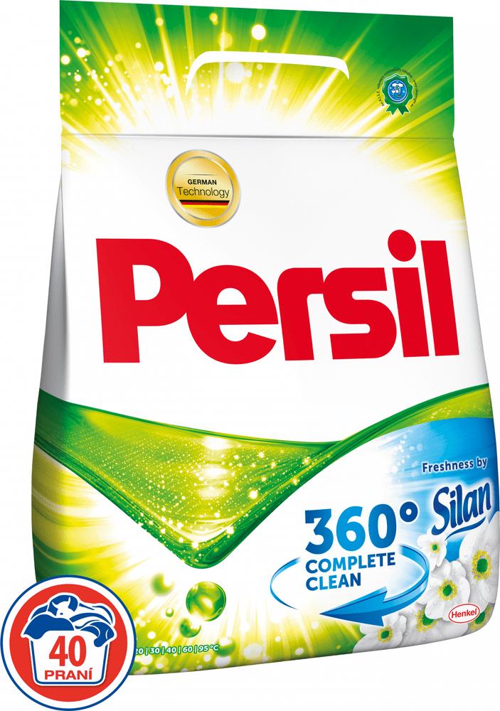 Persil Prací prášek Freshness by Silan 2,8 kg (40 praní)