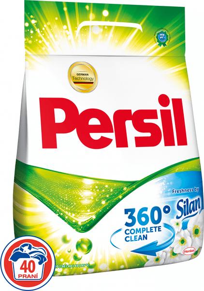 Persil Prací prášek Freshness by Silan 2,8 kg, 40 praní