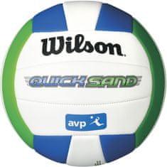 Wilson žoga za odbojko Avp Quicksand, rdeča/bela/modra