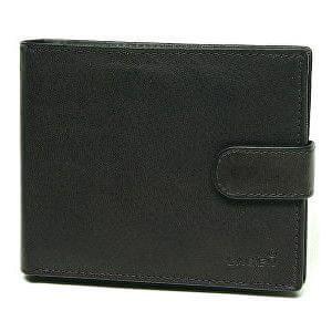 Lagen Pánská kožená peněženka V-42 Black