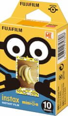 FujiFilm Instax Film Mini Minion (10ks)