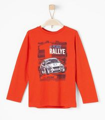 s.Oliver chlapecké triko Rallye