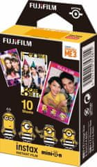 FujiFilm Instax Film Mini Minion DM3 (10ks)