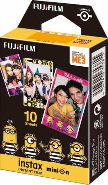 FujiFilm Instax Film MINI Minion DM3 (10ks)