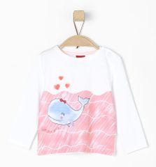 s.Oliver dívčí tričko s velrybou