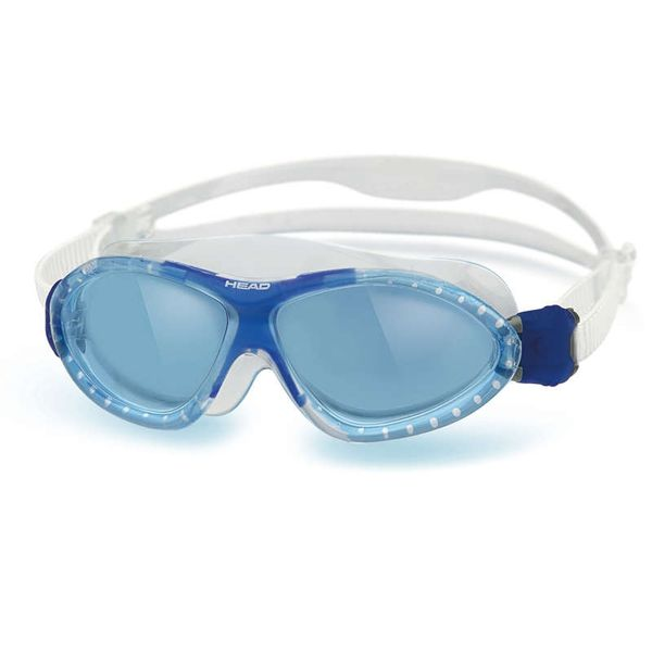 Head Brýle plavecké MONSTER junior, Head, modrá/modrá