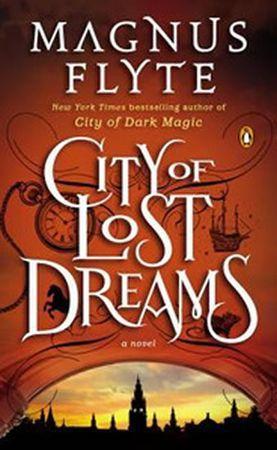 Flyte Magnus: City of Lost Dreams