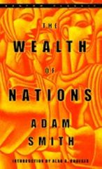 Smith Adam: The Wealth of Nations