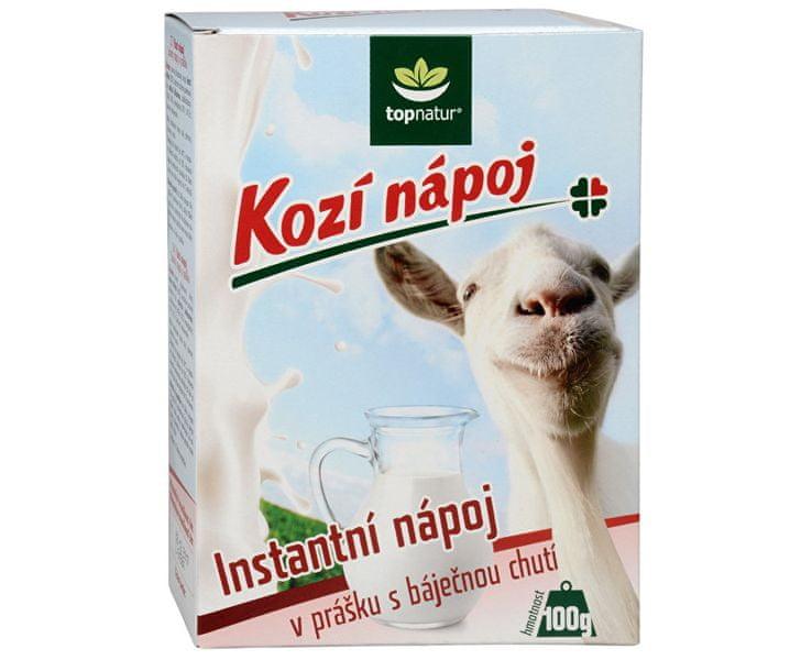 Topnatur Kozí mléčný nápoj 100 g