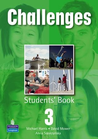 Harris Michael: Challenges 3 Student Book Global