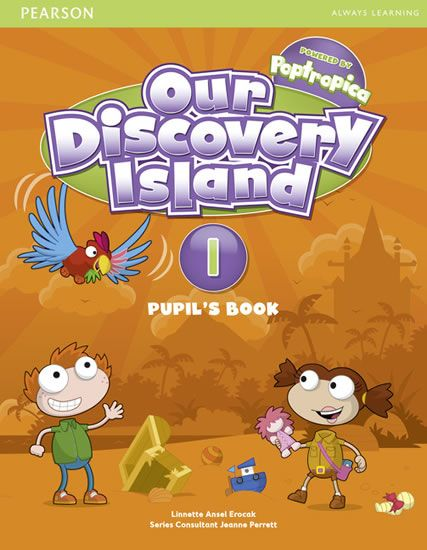 Erocak Linnette: Our Discovery Island 1 Pupil´s Book