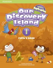 Erocak Linnette: Our Discovery Island  1 Student´s Book plus pin code