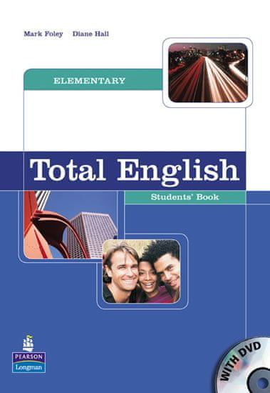 Foley Mark: Total English Elementary Students´ Book and DVD Pack