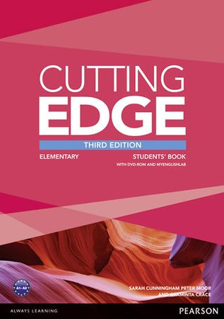 Crace Araminta: Cutting Edge 3rd Edition Elementary Students´ Book and DVD Pack
