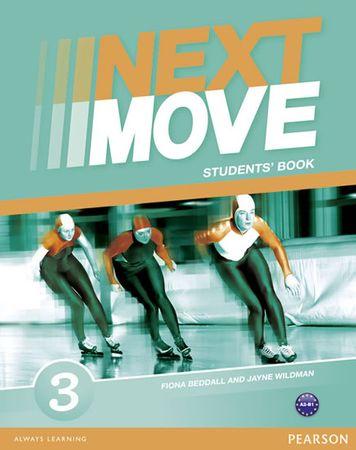 Wildman Jayne: Next Move 3 Students Book