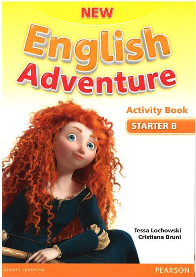 Worrall Anne: New English Adventure STA B Activity Book w/ Song CD Pack