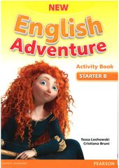 Worrall Anne: New English Adventure STARTER B Activity Book and Songs CD Pack